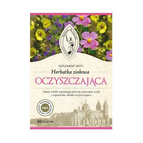 Herbarium św. franciszka Herbatka ziołowa oczyszczająca darmowa dostawa od 65 zł