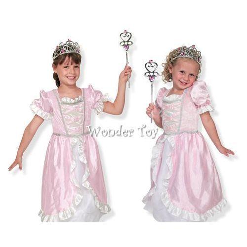 Strój Przebranie Kostium Księżniczka 14785 Melissa and Doug oferta ze sklepu wonder-toy.com