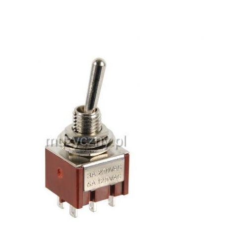 An wsc mts-202 dwupozycyjny przełącznik on-on typu mini switch