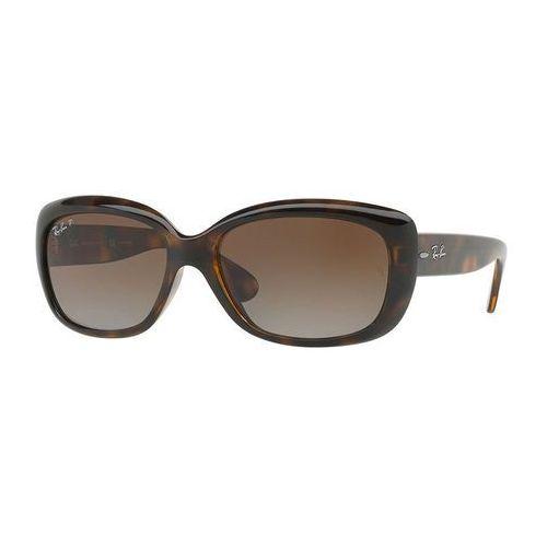 Ray-ban rb 4101 jackie ohh 710/t5 okulary przeciwsłoneczne + darmowa dostawa i zwrot