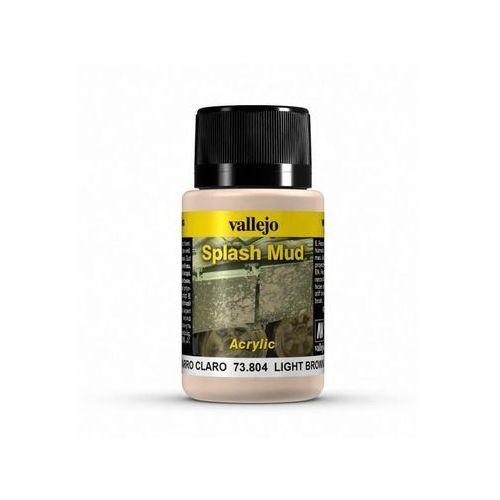 Weathering Effects - Light Brown Splash Mud / 40ml Vallejo 73804, 1_632363