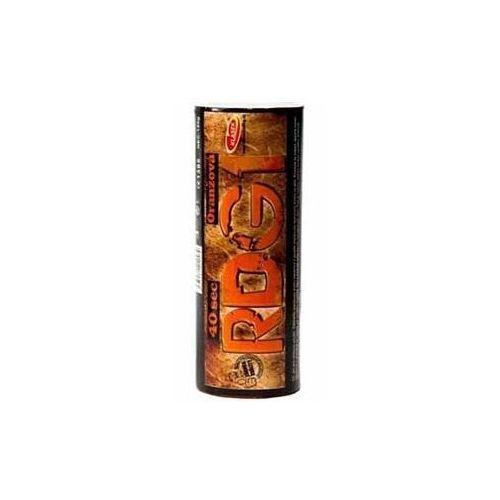 Świeca dymna pomarańczowa RDG1 - pomarańczowy