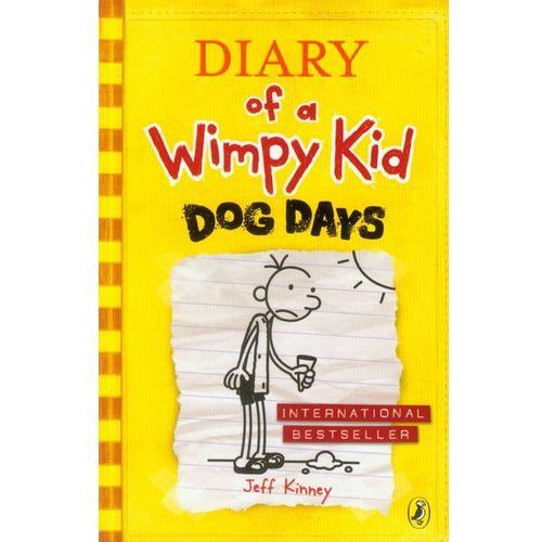 Diary of a Wimpy Kid Dog Days, Puffin Books