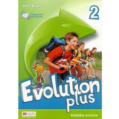 Evolution Plus 2 SB MACMILLAN wieloletni - Beare Nick, Macmillan