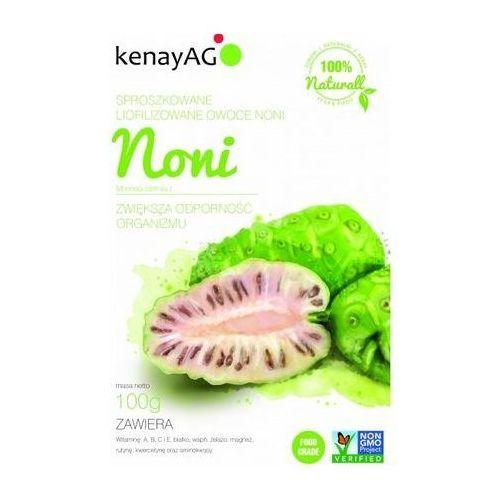 Noni sproszkowany owoc 200g marki Kenay ag