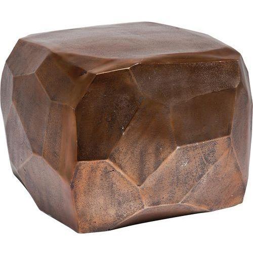 Diamond Copper Stolik Kawowy Miedziany Aluminium Miedź - 78695, Kare Design z sfmeble.pl