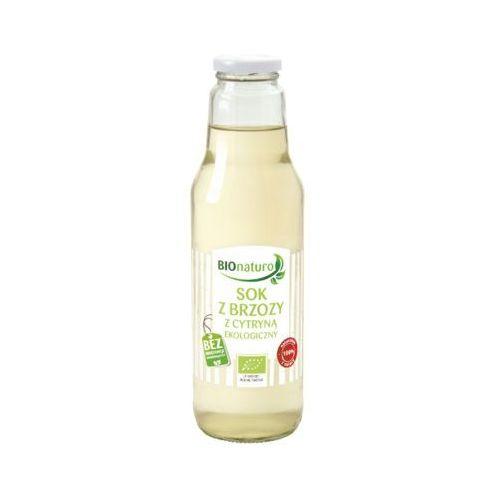 BIONATURO 750ml Ekologiczny sok z brzozy z cytryną Bio