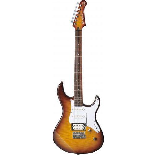 Yamaha pacifica 212vfm tbs gitara elektryczna