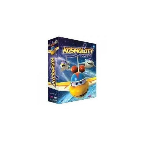 Kosmoloty BOX (3xDVD) (5905116012303)