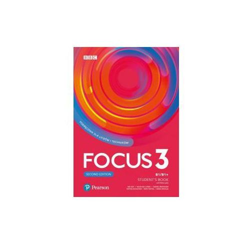 Focus Second Edition 3 Student's Book + Digital Resources