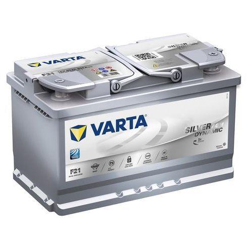 Akumulator VARTA F21 Start&Stop 80Ah 800A L-