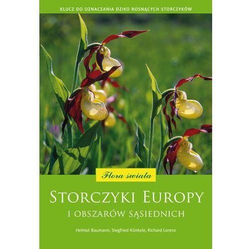 Storczyki Europy i obszarów sąsiednich, oprawa twarda