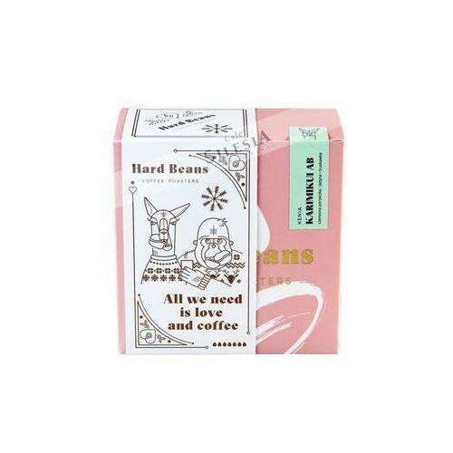 kawa Hard Beans KENIA Karimikui AB 250g ziarno (8000733004032)