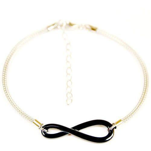 aa1cade78f42a2 Saxo Bransoletka srebrna sb.037.02 biżuteria damska ze srebra 84,00 zł  wykwintna damska bransoletka, która składa się z dwóch łańcuszków typu lisi  ogon, ...
