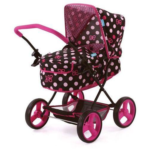 Hauck Wózek dla lalek Gini Pink Lady - oferta [0578d144432f36e3]