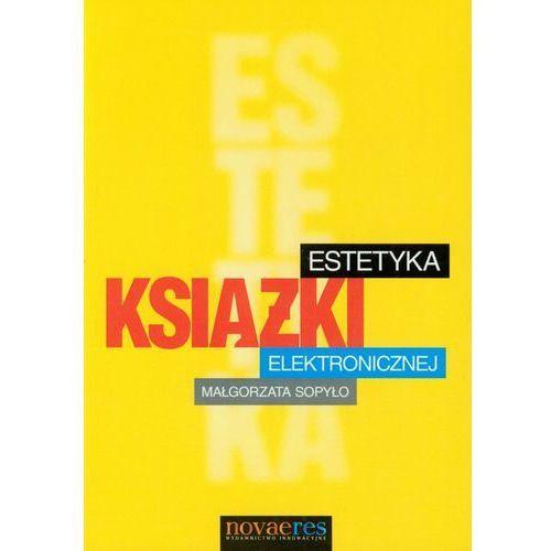 Estetyka książki elektronicznej (9788361194644)