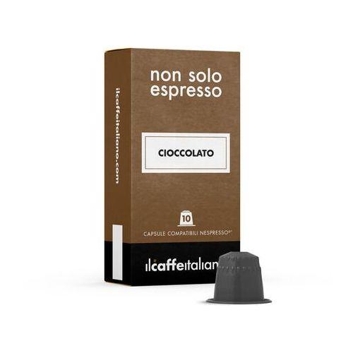 Cioccolata (napój czekoladowy) kapsułki do nespresso – 50 kapsułek marki Nespresso kapsułki