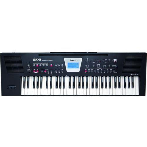 Roland BK-3 BK + statyw + pendrive (instrument muzyczny)