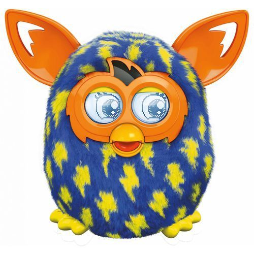 Furby Boom Sunny - Błyskawice z cyfrową generacją - produkt dostępny w Mall.pl