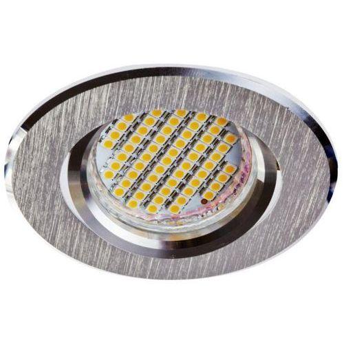 Kobi Oprawa oprawka led halogenowa ruchoma okrągła kolor aluminium OH29 3597 z kategorii oświetlenie