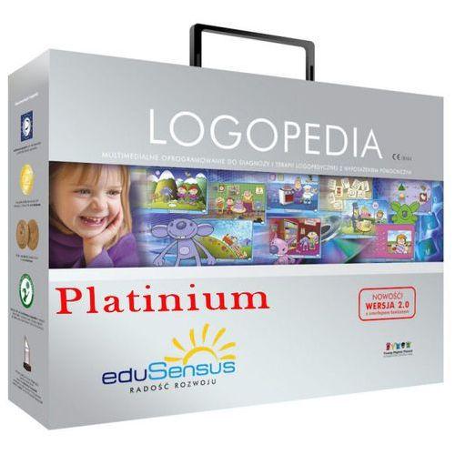 Produkt z kategorii- pozostałe oprogramowanie - eduSensus Logopedia - pakiet Platinium