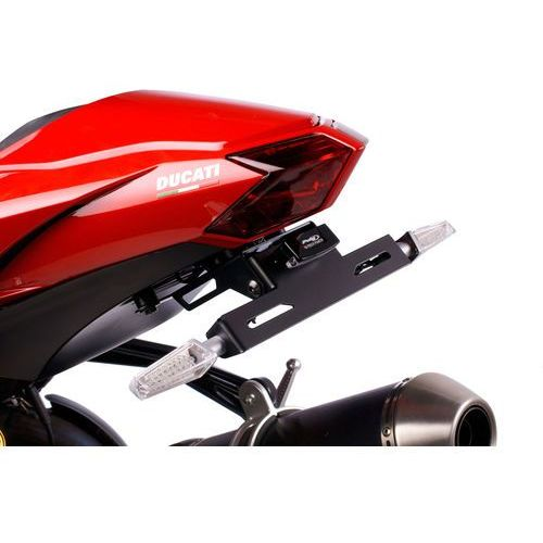 Fender eliminator PUIG do Ducati Streetfighter 09-11 od Sklep PUIG