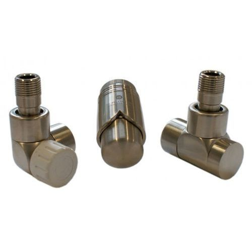 Instal-projekt Grzejnik  603700071 zestawy łazienkowe lux gz ½ x złączka 15x1 stal osiowo prawy stal, kategoria: pozostałe ogrzewanie