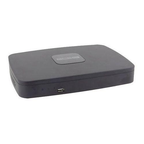 BCS-NVR0401E Rejestrator sieciowy IP 4 kanałowy