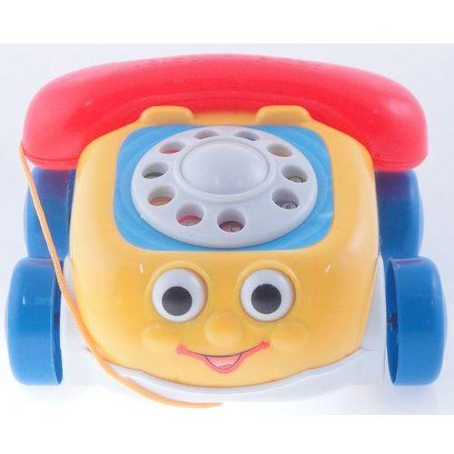 Zabawka SWEDE Telefon Do Ciągnięcia - produkt dostępny w Media Expert
