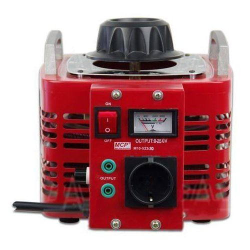 Autotransformator regulowany 2000VA 2kVA 250V 8A z kategorii Transformatory