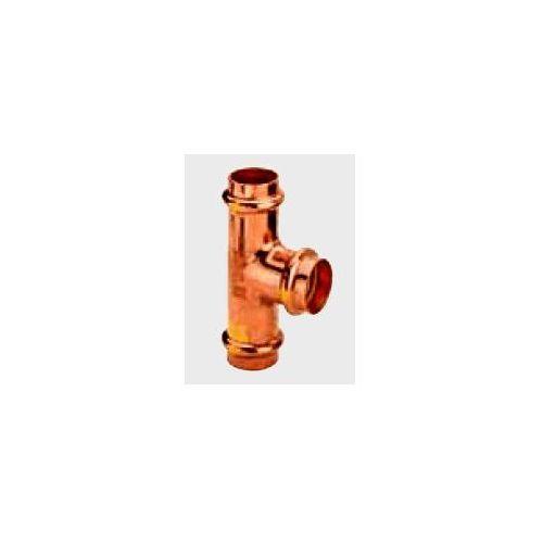 Produkt z kategorii- pozostałe artykuły hydrauliczne - trójnik miedziany 28x18x28 VIEGA PROFIPRESS G do ins