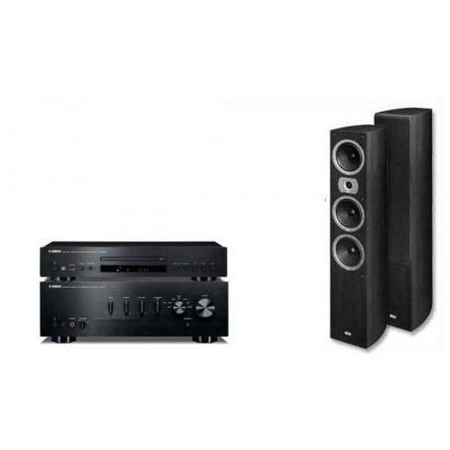 Artykuł YAMAHA A-S300 + CD-S300 + HECO VICTA II 701 z kategorii zestawy hi-fi