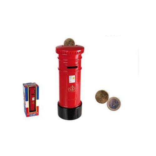 Towar z kategorii: skrzynki i walizki narzędziowe - Skarbonka londyńska skrzynka na listy