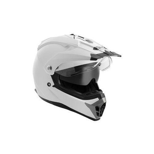 Kask ROCC 770 Biały matowy z kat.: kaski motocyklowe