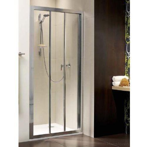 TREVISO DW 120 drzwi wnękowe przejrzyste 1200x1900 Radaway - 32333-01-01N (drzwi prysznicowe)
