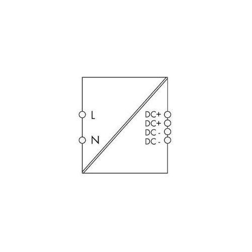 Artykuł Zasilanie WAGO 787-1007 787-1007, 18 V/DC z kategorii transformatory