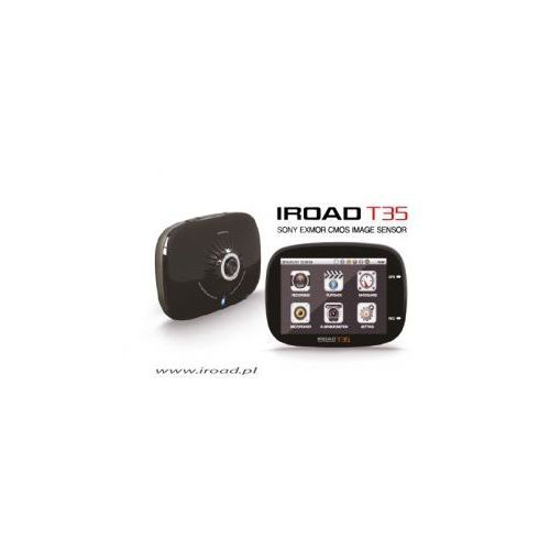 T35 16GB GPS rejestrator producenta Iroad