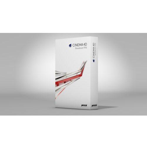 Cinema 4D Broadcast R16, towar z kategorii: Programy graficzne i CAD