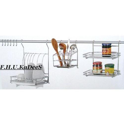 Produkt z kategorii- suszarki do naczyń - RELING + AKCESORIA 12 PÓŁKA SUSZARKA OCIEKACZ METLEX 4550