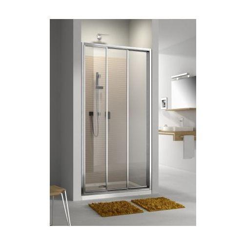 Oferta AQUAFORM drzwi Moderno 110 do ścianki lub wnęki 103-09343 (drzwi prysznicowe)