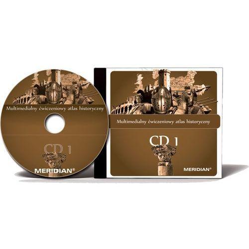 Multimedialny ćwiczeniowy atlas historyczny CD 1 - produkt z kategorii- Pozostałe oprogramowanie