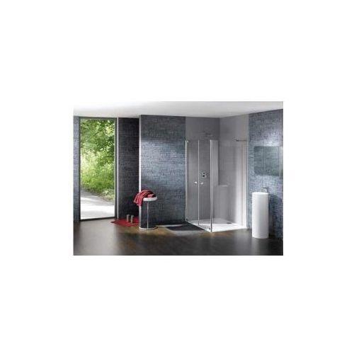 HUPPE STUDIO PARIS ELEGANCE częściowo w ramie Drzwi wahadłowe ze ścianką boczną PT0169 (drzwi prysznicow