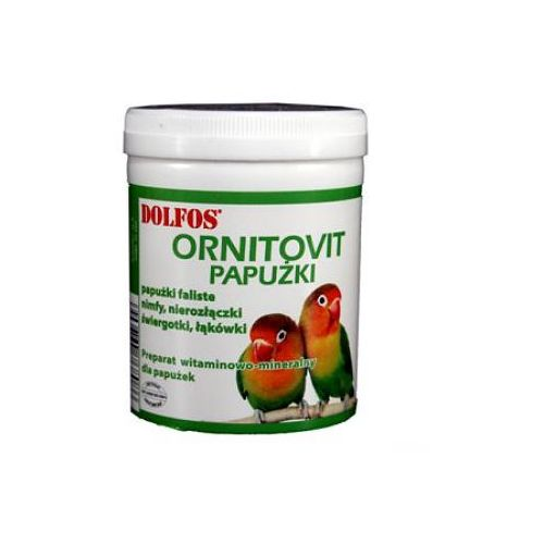 DOLFOS ORNITOVIT papużki preparat witaminowy