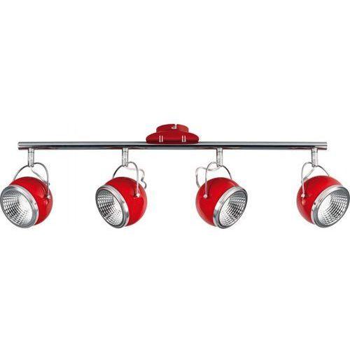 Spot SPOTLIGHT Ball 2686486 Czerwony + DARMOWA DOSTAWA + BRAK OPŁATY ZA FORMY PŁATNOŚCI z kategorii oświetlenie