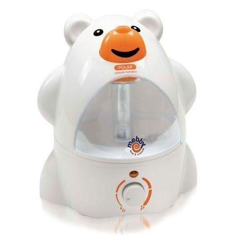 Nawilżacz ultradźwiękowy Mebby Miś Polar bez ryzyka poparzenia - Mebby Miś Polar (ref. MEDEL 91853) z kategorii Nawilżacze powietrza