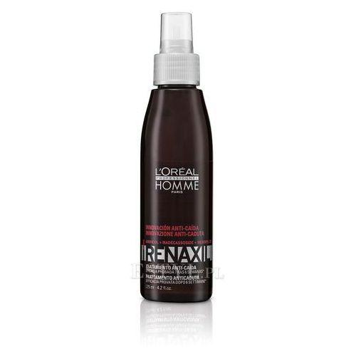 Loreal Homme Renaxil - kuracja przeciw zaawansowanemu wypadaniu włosów 125ml - produkt z kategorii- odżywki do włosów