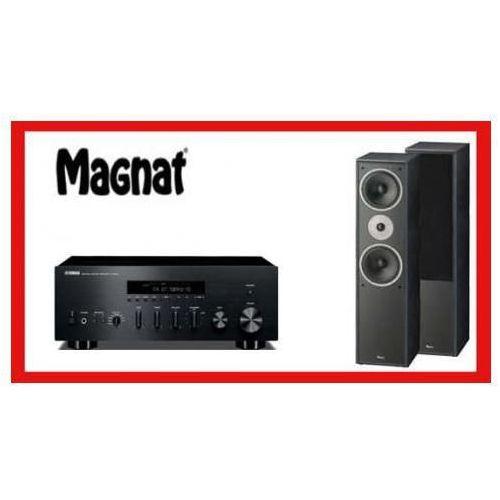 Artykuł YAMAHA R-S500 + MAGNAT SUPREME 800 z kategorii zestawy hi-fi