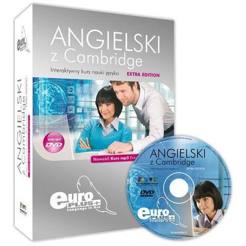 Produkt EUROPlus+ Angielski z Cambridge MP3 Edition - Pakiet (trzy poziomy)