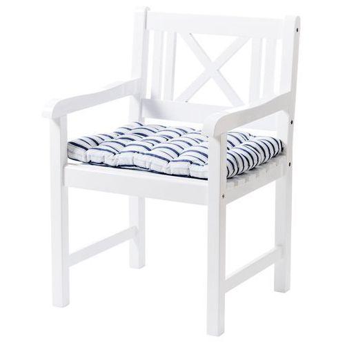 Krzesło ogrodowe Cinas Rosenborg biały połysk ze sklepu All4home