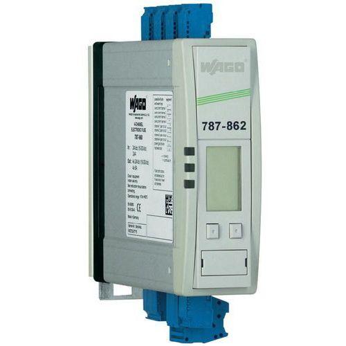 Artykuł Zasilacz na szynę WAGO EPSITRON 18 - 30 V, 1 - 10 A z kategorii transformatory